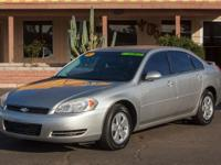 Options:  2007 Chevrolet Impala 4D Sedan Lt 3.5L|Dark