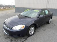 This 2007 Chevrolet Impala 3.5L LT is offered to you