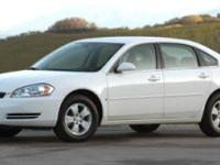 Sturdy and dependable, this 2007 Chevrolet Impala 3.5L