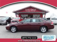 Options:  2007 Chevrolet Impala Visit Auto Group
