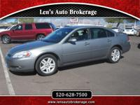Options:  2007 Chevrolet Impala Leathered Up Chevy