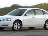 2007 Chevrolet Impala 1LT 3.9L V6 SFI with Active Fuel