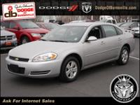 Options:  2007 Chevrolet Impala 4Dr Sdn 3.5L Lt|Front