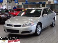 2007+Chevrolet+Impala+LTZ+In+Silverstone+Metallic+*+LEA