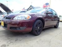 Options:  2007 Chevrolet Impala Ltz 4Dr