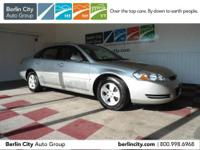 2007 CHEVY IMPALA LT sedan with just 75k miles. Well