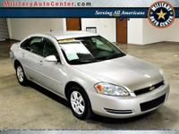 2007 CHEVROLET Impala SEDAN 4 DOOR 4dr Sdn LS Our