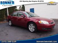 2007 CHEVROLET Impala SEDAN 4 DOOR 4dr Sdn LTZ Our