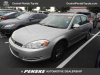2007 Chevrolet Impala Sedan 4dr Sdn LS Sedan Our