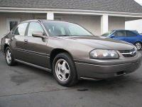 2007 CHEVROLET Impala Sedan 4dr Sdn LTZ Our Location