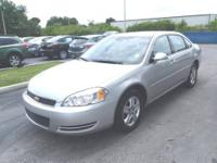 2007 Chevrolet Impala Sedan LS Our Location is: Dyer