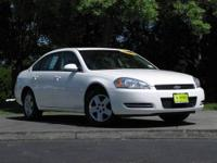 This 2007 Chevrolet Impala 4dr LS Sedan features a 3.5L
