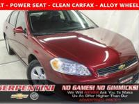 2LT - POWER SEAT - ALLOY WHEELS - ONLY 66K - CLEAN