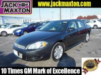 Load your family into the 2007 Chevrolet Impala! A safe