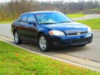 Very sharp two-owner 2007 Chevrolet Impala LTZ with all