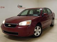 Options:  2007 Chevrolet Malibu Lt W/1Lt|-Check Engine
