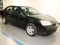 Meet our Black 2007 Chevrolet Malibu LT w/2LT with an