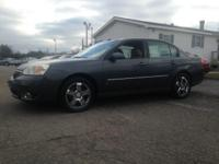 Options:  2007 Chevrolet Malibu Ltz 4Dr Sedan|Gray|Just