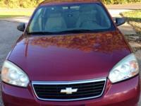 2007 Chevrolet Malibu LS -  Automatic Transmission