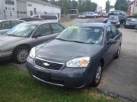 VERY WELL MAINTAINED 2007 CHEVY MALIBU!!! MID SIZE CAR