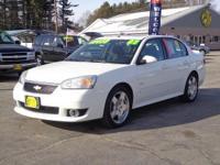 2007 Chevrolet Malibu SS ---- $10,450 Automatic 109,327