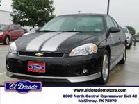 SS trim. CARFAX 1-Owner, FANTASTIC MILES 18,660! Heated