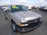 Options Included: N/A*** 2007 Chevrolet Silverado 1500