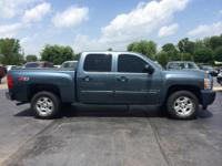 Exterior Color: dark blue, Body: Crew Cab Pickup,
