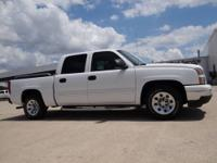 This is one Sharp Chevy Silverado Crew Cab 2WD!! It was
