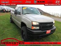 Alloy Wheels, CD Player, Vortec 5.3L V8 SFI Flex Fuel,