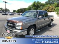 This used Chevrolet Silverado 1500 Classic CREW is now