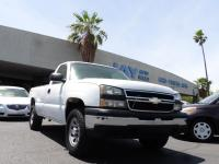 Options:  2007 Chevrolet Silverado 1500 4X4 Reg