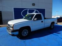 We are excited to offer this 2007 Chevrolet Silverado
