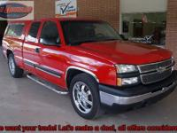 2007 Chevy Silverado W/T Ext Cab Pre-Owned. Awesome