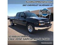 Stock# VBM04081 Get approved now! 2007 Chevrolet