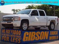 WWW.GIBSONTRUCKWORLD.COM 2007 Chevy Silverado 1500 LT
