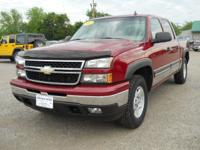 Options Included: N/A2007 Chevy 1500 Crewcab 4x4 LT