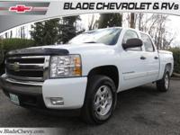 LT, Z-71 Off-Road, 4WD/4x4, **CARFAX ONE OWNER, **Only