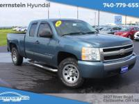 2007 Chevrolet Silverado 1500 Work Truck Accident Free
