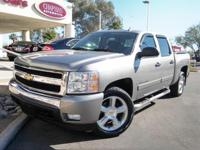 Options:  2007 Chevrolet Silverado 1500 Lt2 Crew