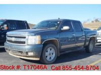 Clean CARFAX.  2007 Chevrolet Silverado 1500 LTZ in