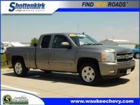 Options:  2007 Chevrolet Silverado 1500 Ltz|Ltz 4Dr