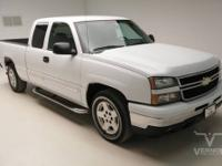 This 2007 Chevrolet Silverado 1500 LT Extended Cab 2WD