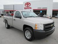 New Price! 2007 Chevrolet Silverado 1500 Work Truck