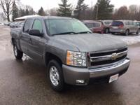 Options:  2007 Chevrolet Silverado Lt|Local Trade