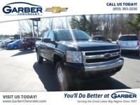 Come in and check out this 2007 Chevrolet Silverado