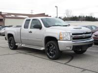 Options:  2007 Chevrolet Silverado 1500 4Wd Ext Cab