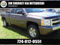 2007 Chevrolet Silverado 1500 Clean CARFAX. Vehicle