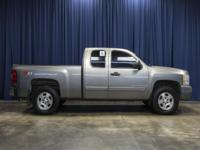 Clean Carfax 4x4 Budget Value Truck!  Options:  Tinted