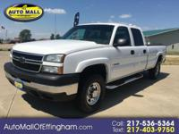 GET work done in this 2007 Chevrolet Silverado 2500HD